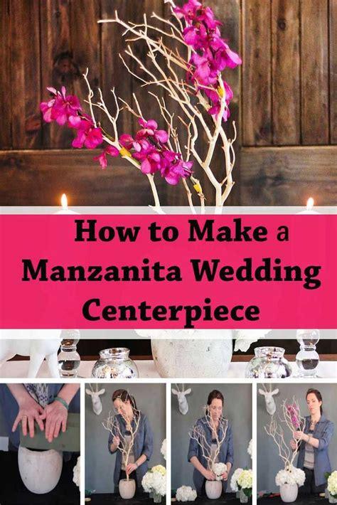 manzanita centerpieces diy best 25 manzanita centerpiece ideas on