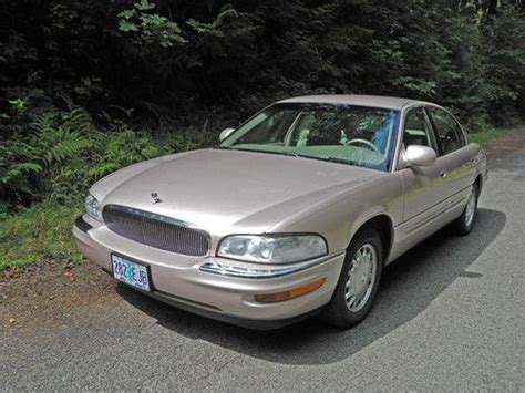 transmission control 1999 buick park avenue on board diagnostic system find used 1999 buick park avenue sedan 27 665 miles one owner non smoker in welches oregon