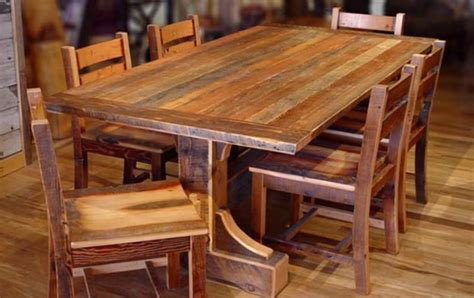 wooden kitchen table set wooden rustic kitchen table sets new lighting new