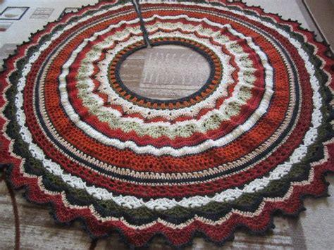 crochet tree skirts 25 best ideas about crochet tree skirt on