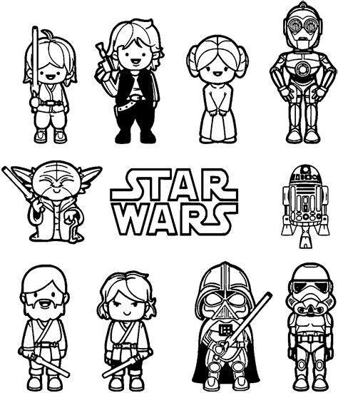 pictures to coloring book coloring pages starwars coloring pages starwars