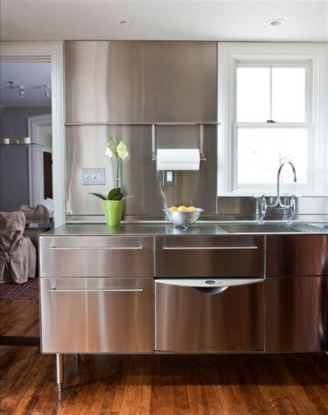stainless steel kitchen island contemporary kitchen ideas with stainless steel kitchen island midcityeast