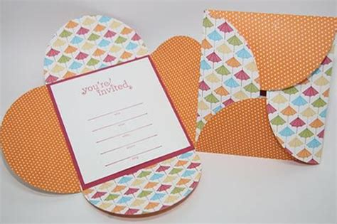 how to make invitation card easy diy petal wedding invitation cards susty