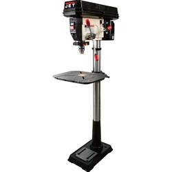 drill press for woodworking product jet floor drill press 17in 16 speeds 3 4 hp