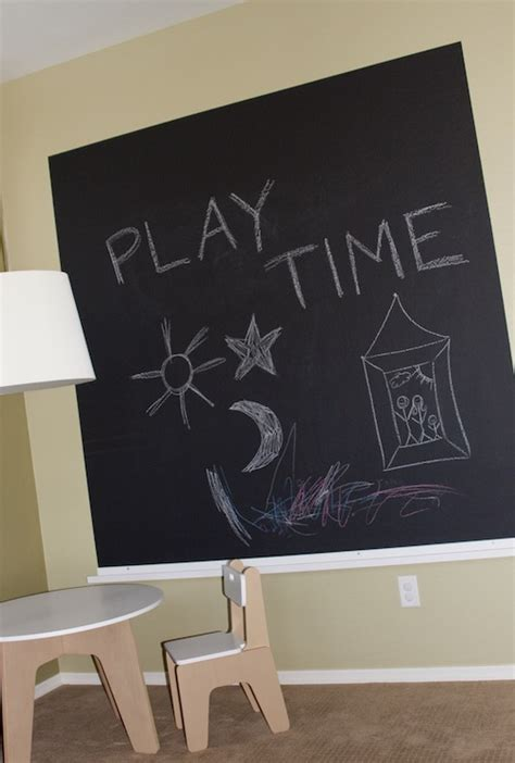 chalkboard paint on wall chalkboard paint in rooms