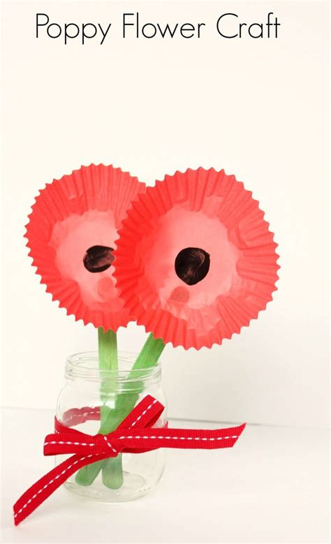 poppy crafts for 25 best ideas about poppy craft on anzac
