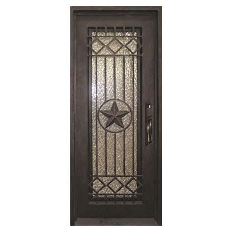 home depot wrought iron paint iron doors unlimited 40 in x 82 in classic
