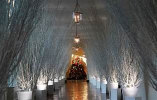 white house decorations personally chosen by