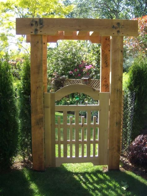 Garden Arch Reclaimed 17 Best Images About Entrance Arbors On