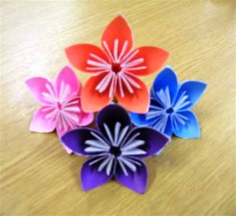 easy 3d origami origami flower easy 3d make origami easy