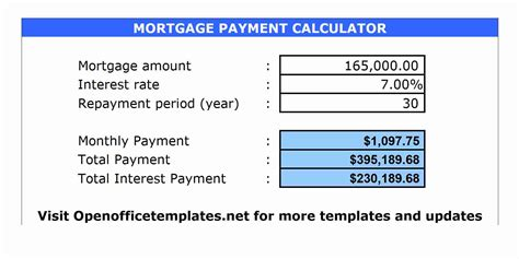 how to make mortgage payment with credit card personal budget monthly open office templates