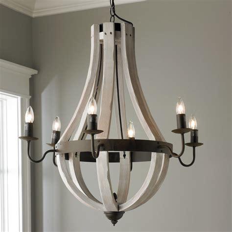 wine barrel stave chandelier wooden wine barrel chandelier shades of light