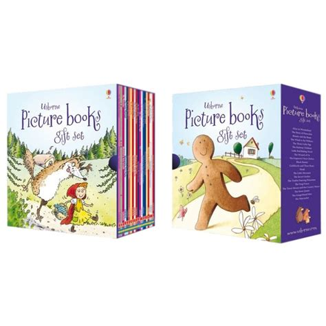 usborne picture books gift set usborne picture books gift set 20 boooks akiddo