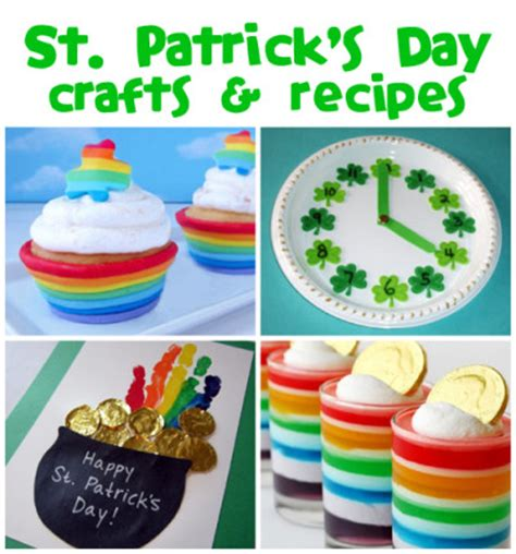 march crafts st s day crafts and recipes family crafts