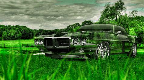 Car Wallpaper Photoshop by Quot Pontiac Firebird Retro Nature Car 2014