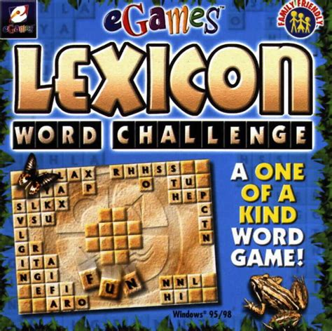 lexical scrabble lexicon word challenge for windows 1998 mobygames