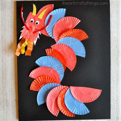 year paper craft awesome cupcake liner craft i crafty things