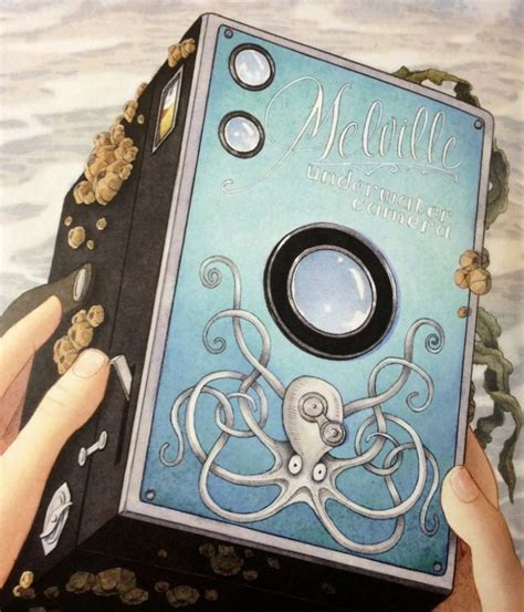 flotsam picture book melville underwater from david wiesner s