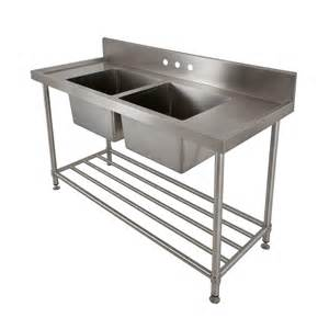 stainless steel commercial kitchen sinks stainless steel bowl commercial console sink with