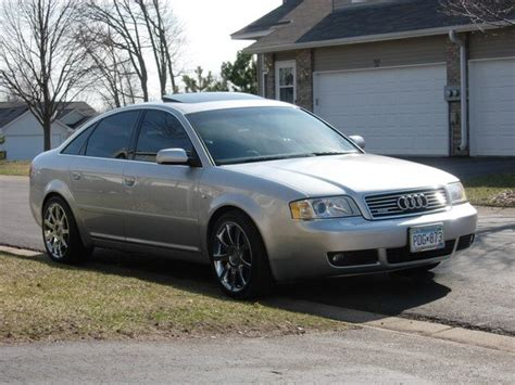 2002 Audi A6 Specs by Bobby2478 2002 Audi A6 Specs Photos Modification Info At