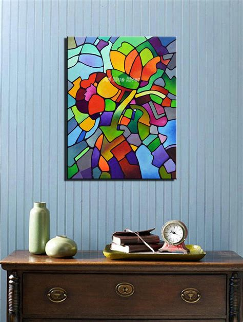acrylic painting ideas for living room 2017 artist modern acrylic picture abstract