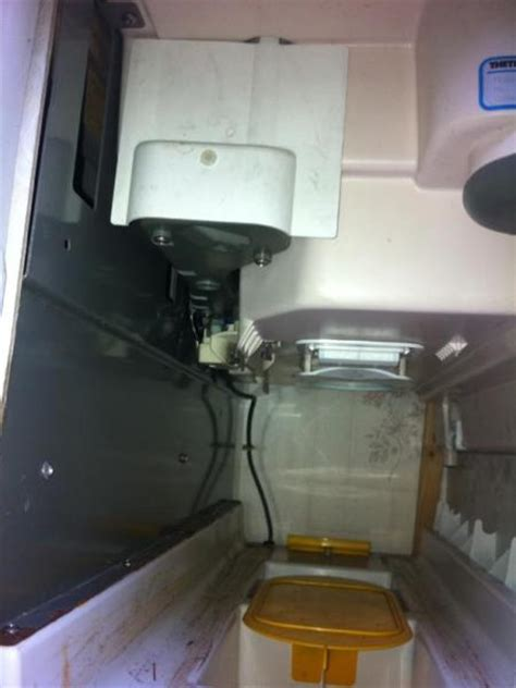 Thetford Toilet Electric Flush Problem by Thetford C2 Flush Switch Repair