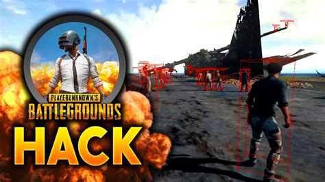 pubg hackers insane pubg hack showcase wallhack and aimbot how to