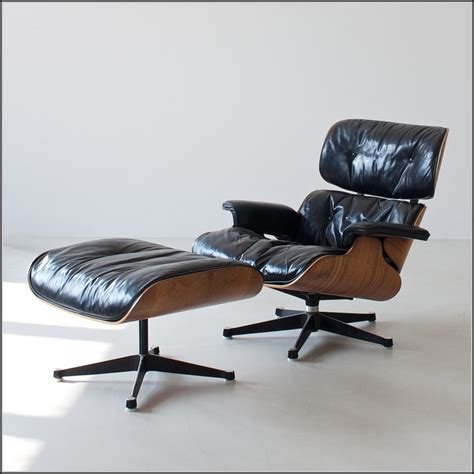 Eames Lounge Chair Dimensions by Eames Lounge Chair White Chairs Home Design Ideas
