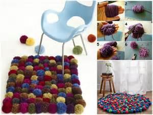 faire soi meme un tapis pour chambre enfant