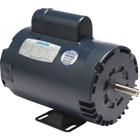 5 Hp Electric Motor by Leeson High Pressure Washer Electric Motor 5 Hp 3600