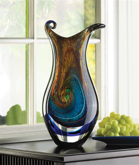 decorative glass for vases uk i the smooth curved shapes of glass vases for the