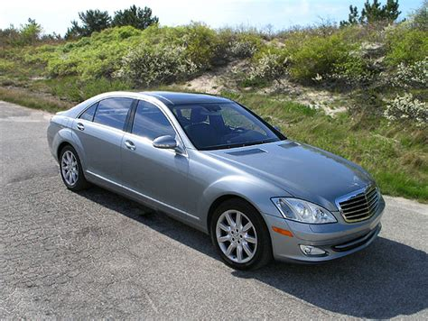 2007 Mercedes S 550 by 2007 Mercedes S550 Road Test Carparts