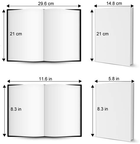picture book sizes a5 portrait photobooks design develop and build your