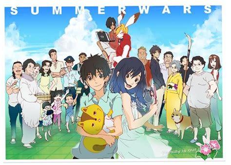 summer wars anime secret santa dm summer wars all geeks considered