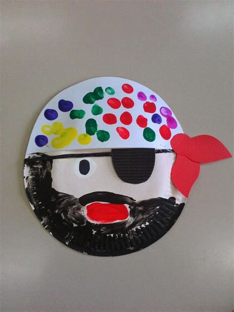 pirate craft ideas for pirate arrrrrrrrt and activities for a