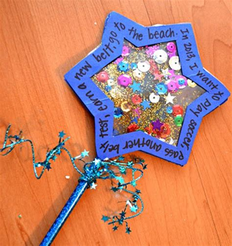 new years craft ideas for 25 new years crafts for craft wand and holidays