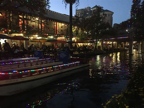 san antonio lights san antonio lights on the river walk