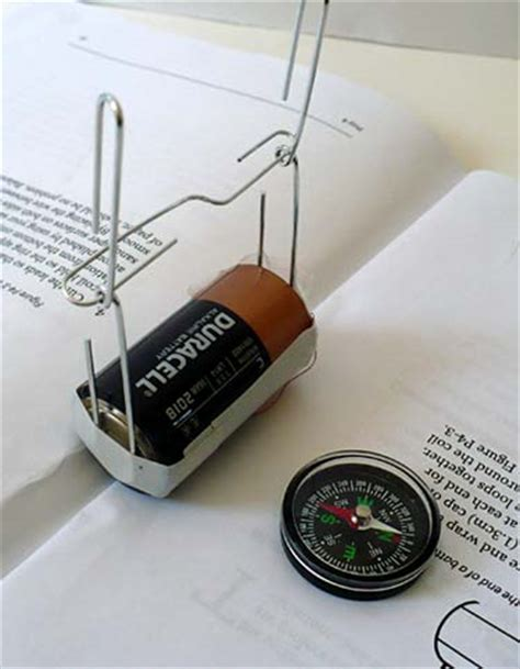 Electric Motor Science by Build A Simple Electric Motor