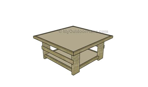 coffee table blueprints rustic coffee table plans free outdoor plans diy shed