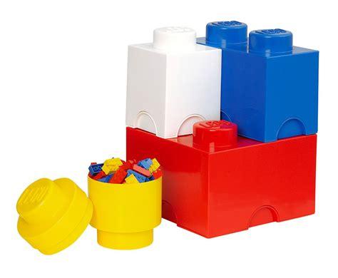 lego rangement 40150001 pas cher brique multipack 4 rangements
