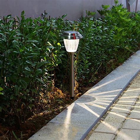 solar walkway lights landscaping gardening and outdoor lighting products and
