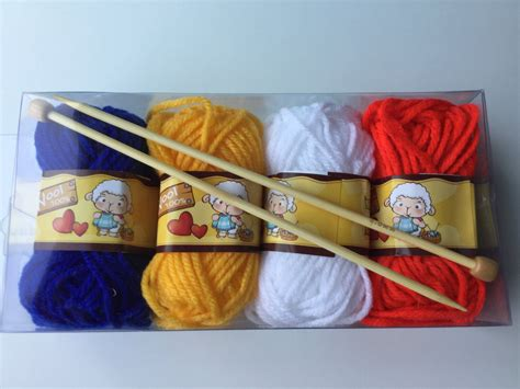 knitting kits for adults knitting starter kit for children and adults wool set and