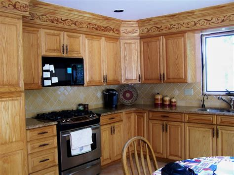 kitchen soffit design beautiful staged homes updating a kitchen that has soffits