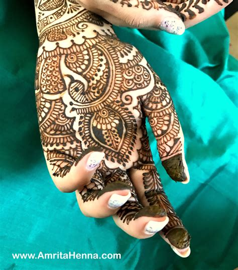 top 10 latest unique henna designs for diwali mehndi