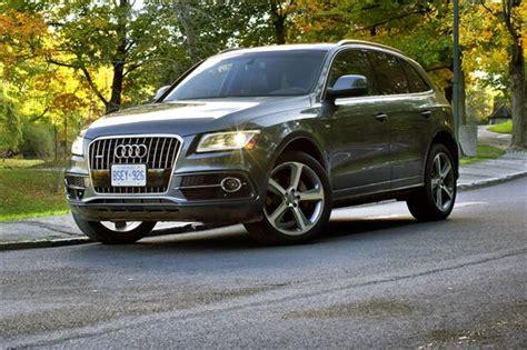 2014 Audi Q5 Diesel by Test Drive 2014 Audi Q5 Tdi Diesel Autos Ca