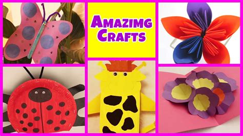 arts and crafts ideas for at home amazing arts and crafts collection easy diy tutorials