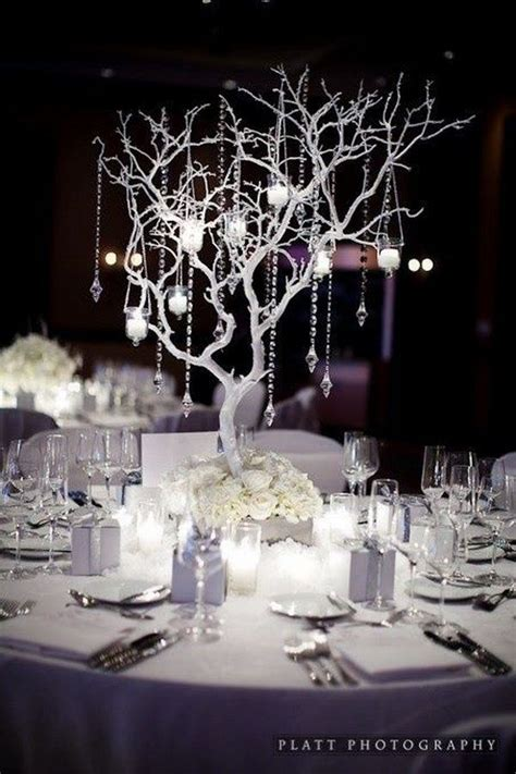 tree table decorations 25 best ideas about winter decorations on