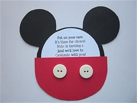 mickey mouse craft projects someday crafts mickey mouse ideas favors and printables