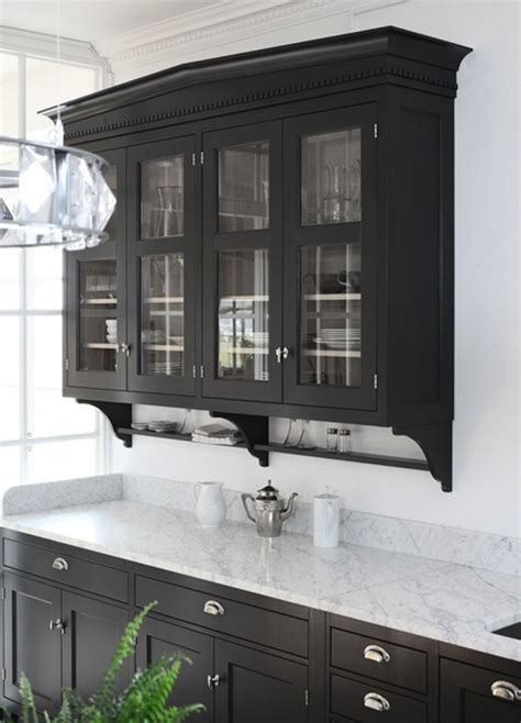 kitchen cabinets glass front glass front kitchen cabinets transitional kitchen kvanum