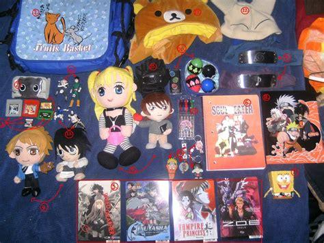 anime merchandise appreciation presentation on emaze
